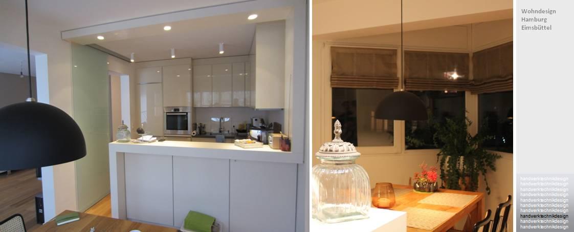 umbau küche wohnzimmer:Wohndesign