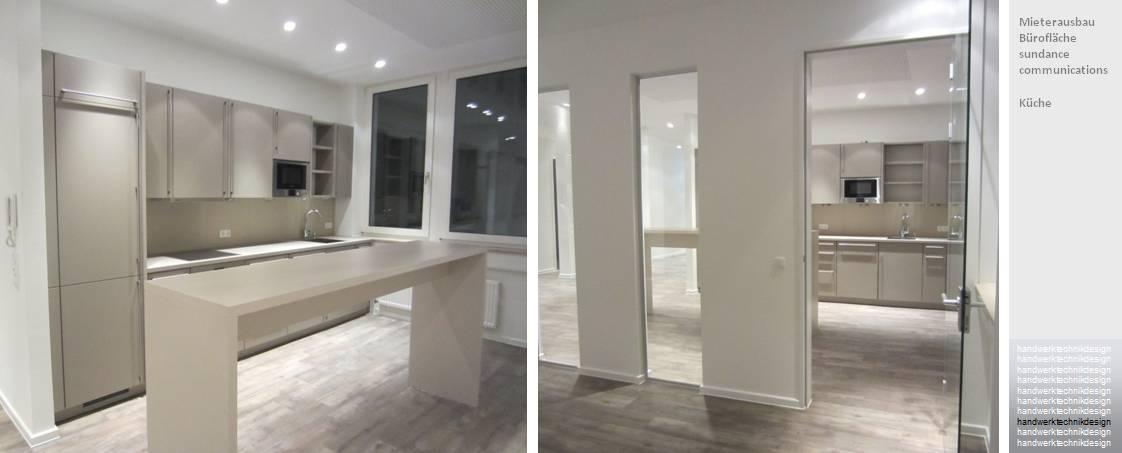 Küche + Konferenzraum
